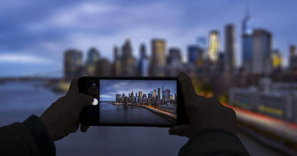 Grundlagen Tipp zweihändig Fotografieren