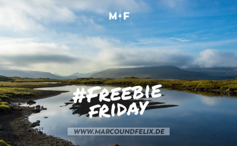 Freebie Friday Titelbild