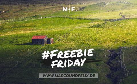 freebie friday titelbild