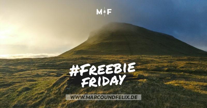 Freebie Friday bei Marco und Felix